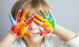 סדנאות יצירה לילדים, רמה