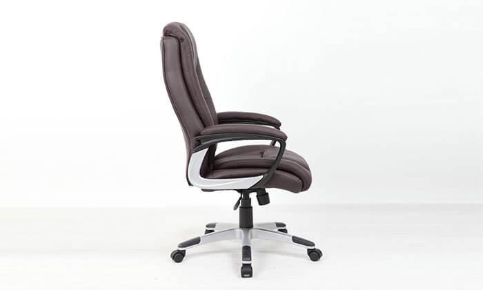 4 כסא מנהלים - משלוח חינם