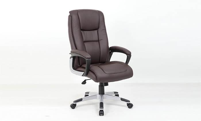 5 כסא מנהלים - משלוח חינם