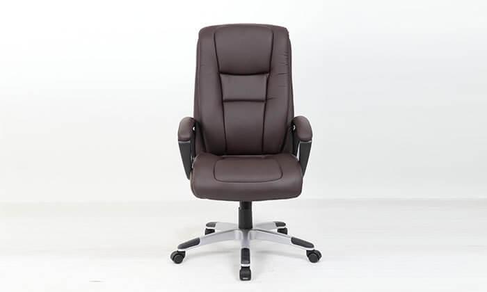 6 כסא מנהלים - משלוח חינם
