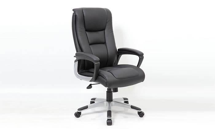 10 כסא מנהלים - משלוח חינם