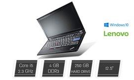 מחשב נייד LENOVO עם מסך ''12.5