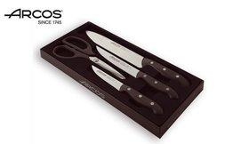 סט סכינים ומספריים ARCOS