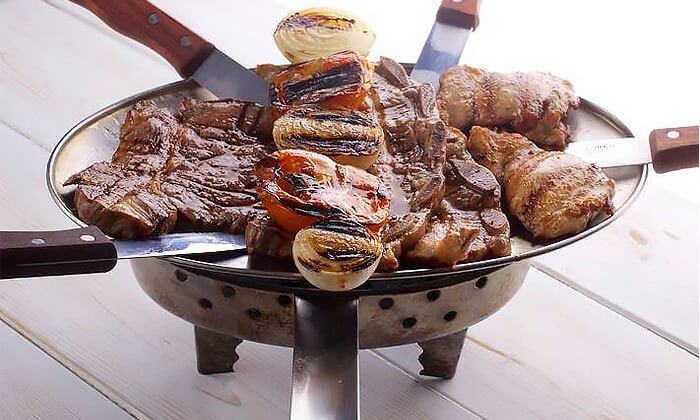 2 ארוחה זוגית במסעדת אל גאוצ'ו הכשרה למהדרין, רמת גן