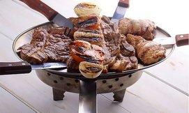 ארוחת צהריים באל גאוצ'ו הכשרה