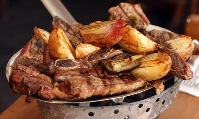 4 ארוחה זוגית במסעדת אל גאוצ'ו הכשרה למהדרין, רמת גן