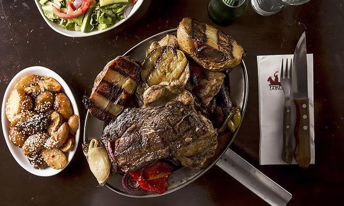 6 ארוחה זוגית במסעדת אל גאוצ'ו הכשרה למהדרין, רמת גן