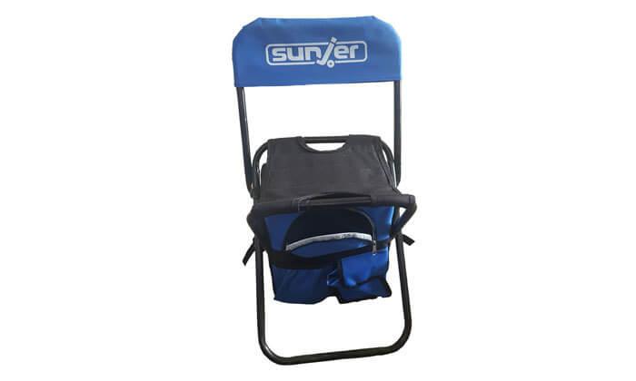 2 צידנית כיסא מתקפלת לילדים