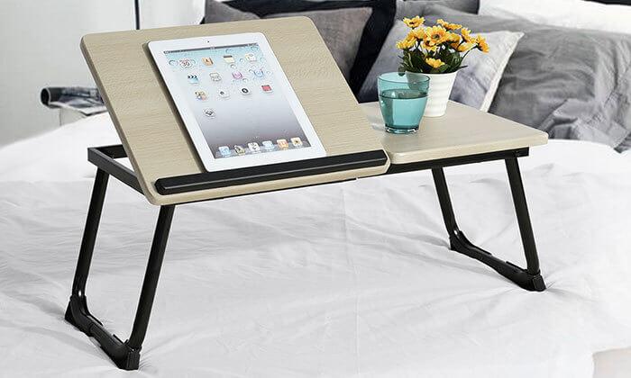 2 שולחן רב תכליתי מתקפל Homax