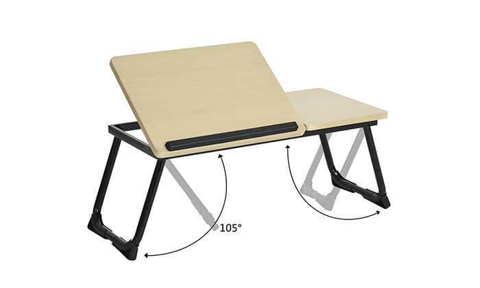 7 שולחן רב תכליתי מתקפל Homax