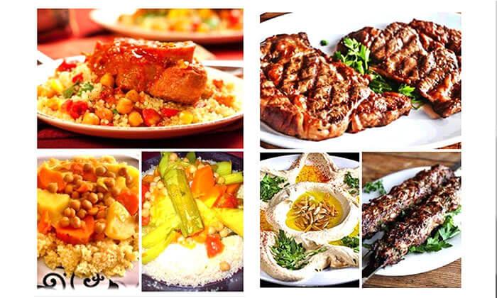 3 ארוחה זוגית במסעדת השובך הכשרה, תל אביב