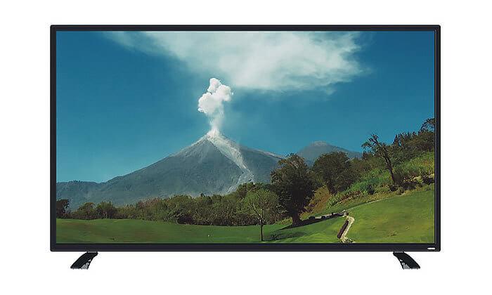2 טלוויזיה Fujicom-פוג'יקום SMART Full HD, מסך 43 אינץ'