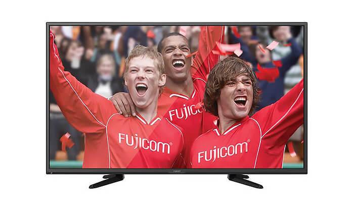 2 טלוויזיה Fujicom-פוג'יקום Full HD, מסך 40 אינץ'