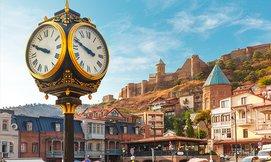 קיץ בטביליסי, כולל סופ