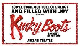 כרטיס ל-Kinky Boots בלונדון