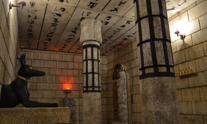 2 אסקייפ סיטי - משחק בחדר בריחה, תל אביב