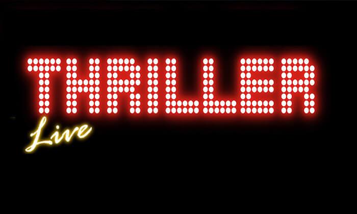 3 כרטיס למחזמר Thriller Live בלונדון