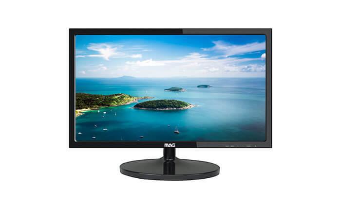 2 מסך מחשב23 אינץ' MAG