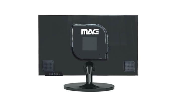 3 מסך מחשב23 אינץ' MAG