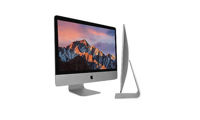 3 מחשב AIO Apple iMac עם מסך 27 אינץ'