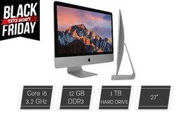 מחשב AIO Apple iMac, מסך ''27