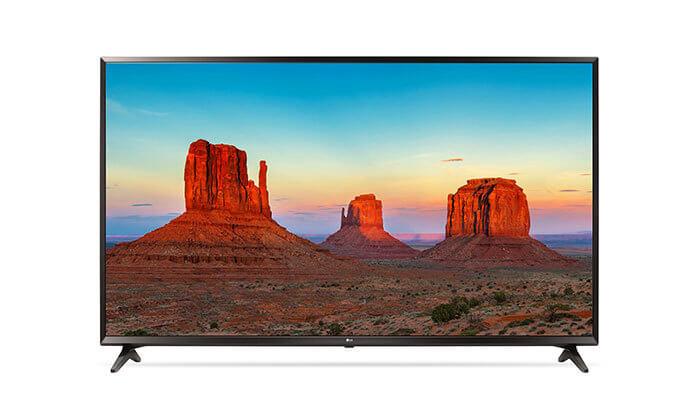 2 טלוויזיה SMART 4K LG, מסך 49 אינץ' - משלוח חינם