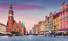 חופשה בפולין: וורשה + קראקוב