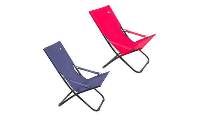6 כיסא מתקפל Australia Camp