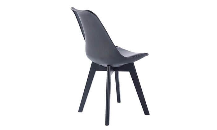 6 כסא מרופד לפינת אוכל HOMAX