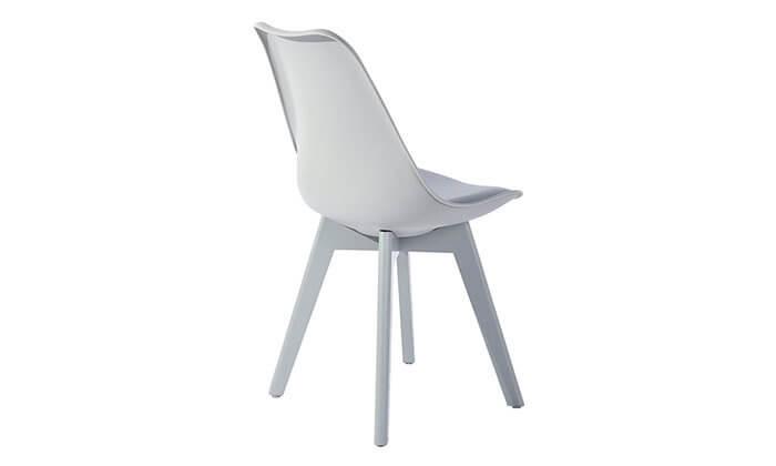 10 כסא מרופד לפינת אוכל HOMAX