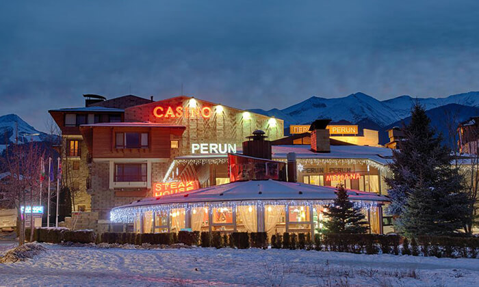 7 מקדימים להזמין: חופשה בבנסקו - סקי, חיי לילה, קזינו וספא