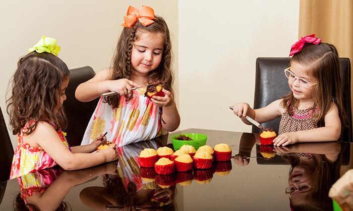2 הפעלת יום הולדת עם עונג מתוק