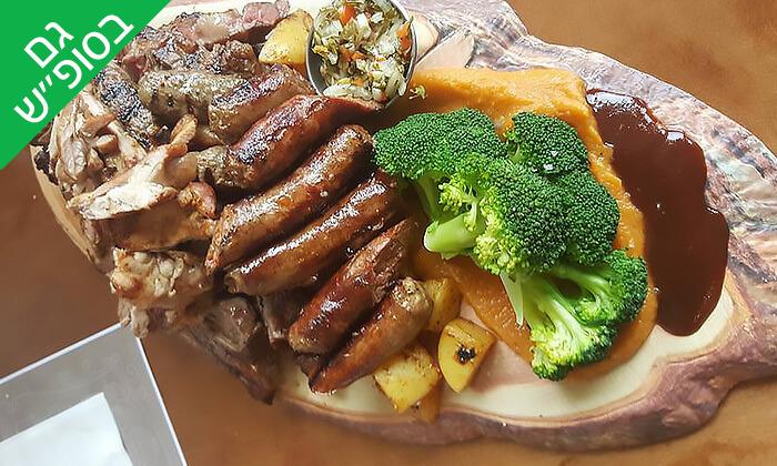 7 ארוחת בשרים זוגית במסעדת חנאן, אזור מעלות - תרשיחא