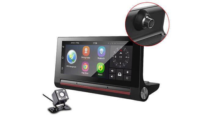 10 מערכת וידאו חכמה לרכב