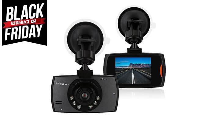 2 מצלמת דרך לרכב כולל תאורת לילה
