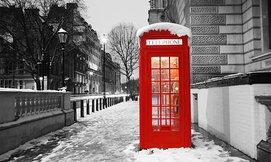 לונדון כולל חג המולד וסילבסטר