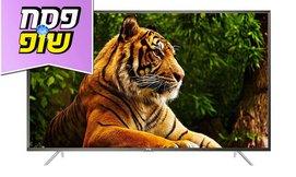 טלוויזיה 50 אינץ' SMART 4K TCL