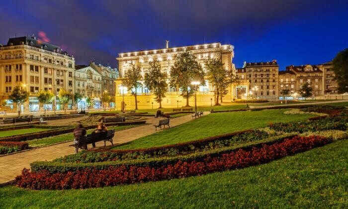 4 מחר! שופינג, מסעדות, קזינו וחיי לילה בבלגרד