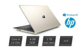 נייד HP עם מסך 17.3 אינץ'
