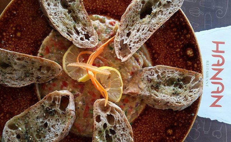 ארוחה איטלקית לזוג במסעדת חנאן