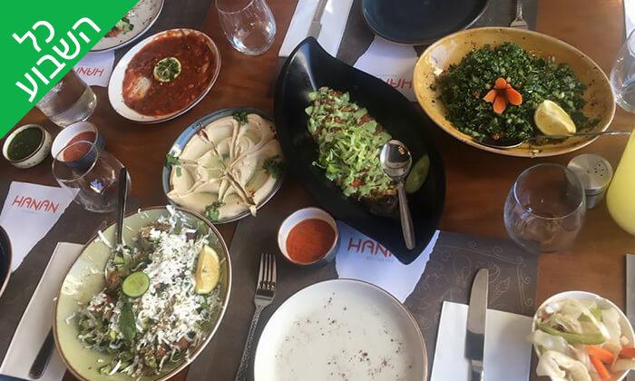 5 ארוחה איטלקית לזוג במסעדת חנאן, אזור מעלות - תרשיחא