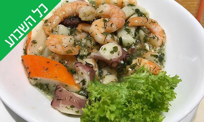 3 ארוחת דגים זוגית במסעדת חנאן, אזור מעלות - תרשיחא