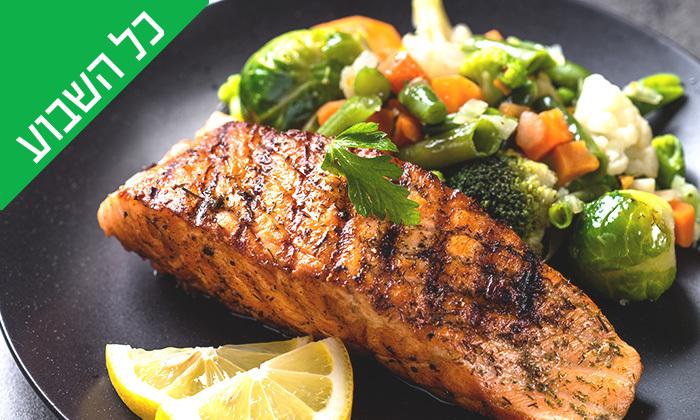 2 ארוחת דגים זוגית במסעדת חנאן, אזור מעלות - תרשיחא