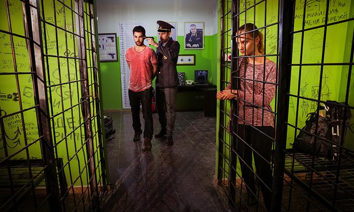 2 משחק בחדר בריחה קווסטומניה, תל אביב