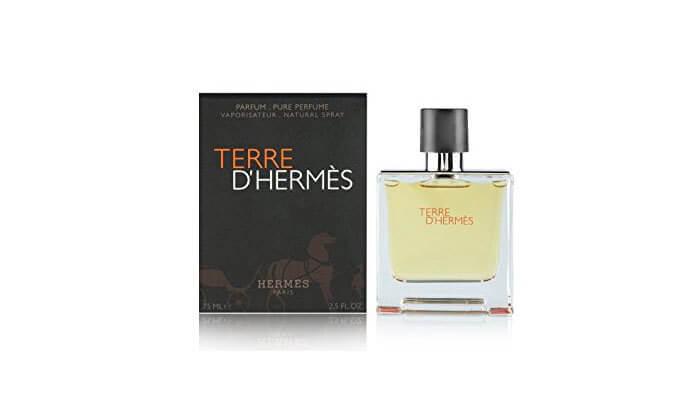 2 בושם לגבר Terre D'Hermes טרה דה הרמס