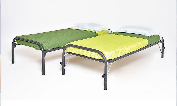 3 מיטת היי רייזר של PALETA