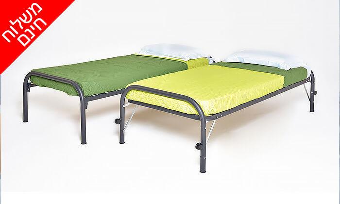 3 מיטת היי רייזר של PALETA -משלוח חינם!