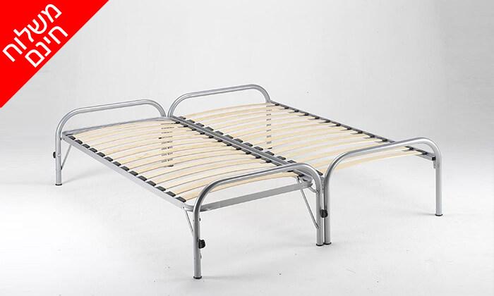 4 מיטת היי רייזר של PALETA -משלוח חינם!