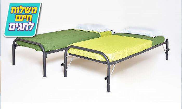3 מיטת היי רייזר של PALETA - משלוח חינם!