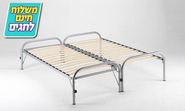 4 מיטת היי רייזר של PALETA - משלוח חינם!